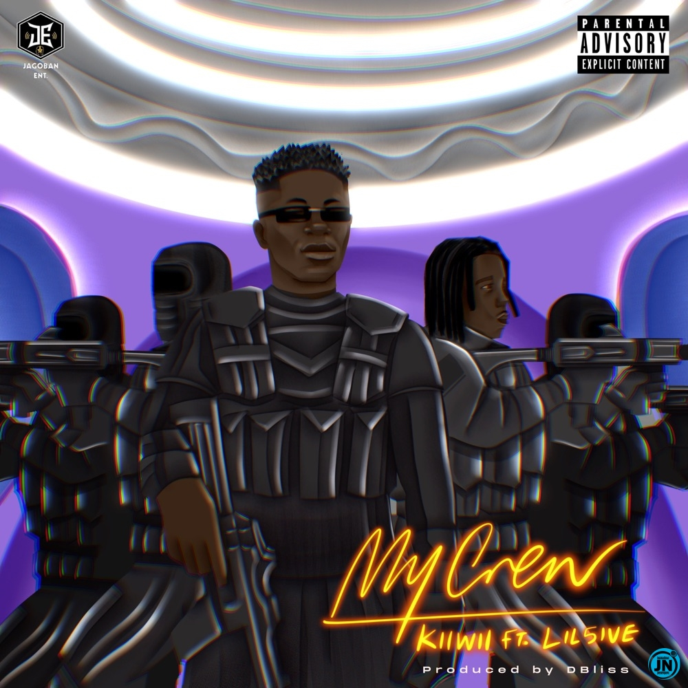 Kiiwii – My Crew ft. Lil5ive