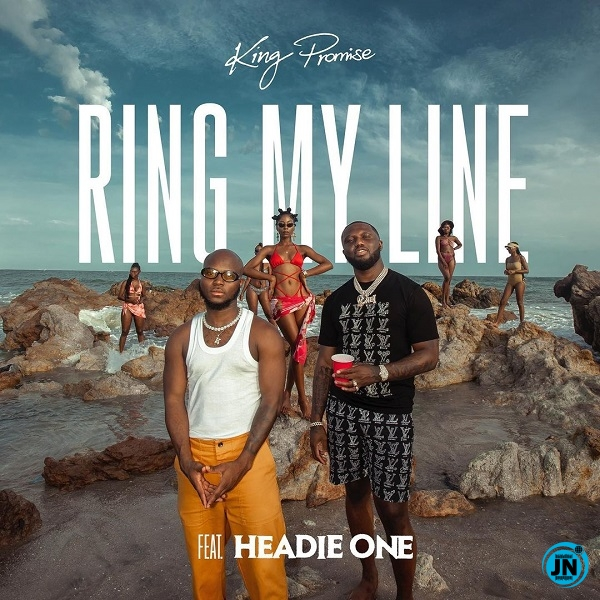 King Promise – Ring My Line ft. Headie One