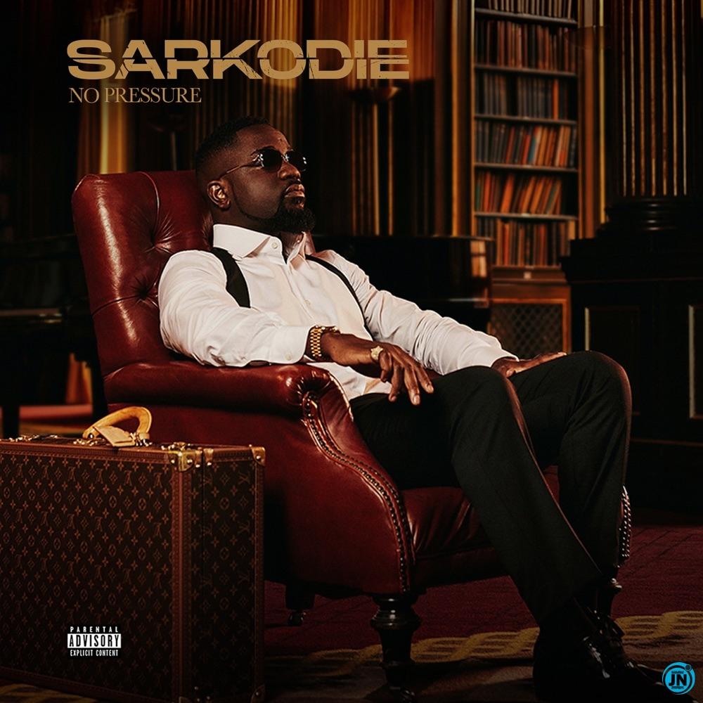 Sarkodie – I Don't Cry ft. Benerl