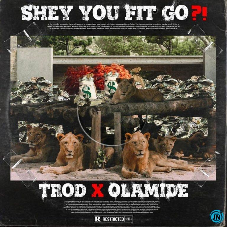 Trod – Shey You Fit Go? ft. Olamide