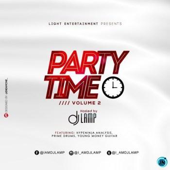 DJ Lamp – Party Time Mix (Vol 2)