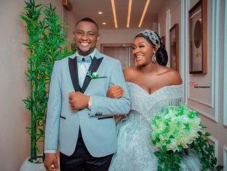 Nollywood actress Chacha Eke Faani Celebrates 8th Wedding Anniversary (Photos)