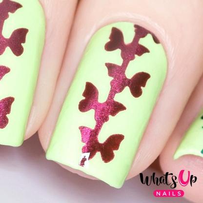 Butterfly Chain Stencils