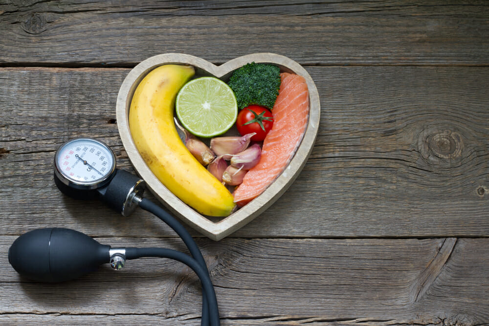 6 powerful foods that can lower blood pressure