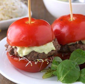 tomato avacado