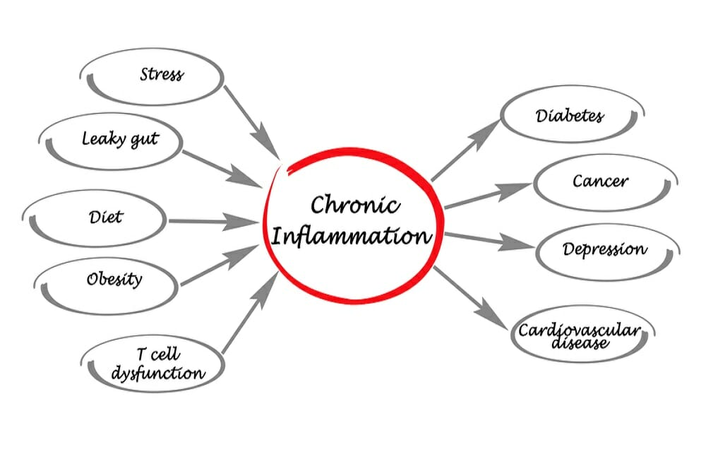 How Chronic Inflammation Impacts Health