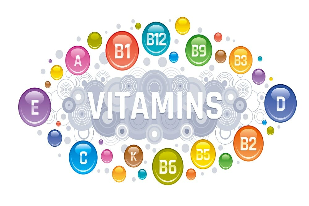 Vitamins You Need After Age 40