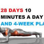 5 Simple Exercises That Will Transform Your Body in Just Four Weeks
