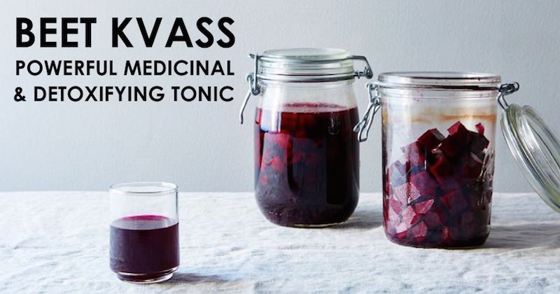 MAKE THIS MEDICINAL TONIC FOR ITS POWERFUL DETOXIFYING AND REGULATING PROPERTIES