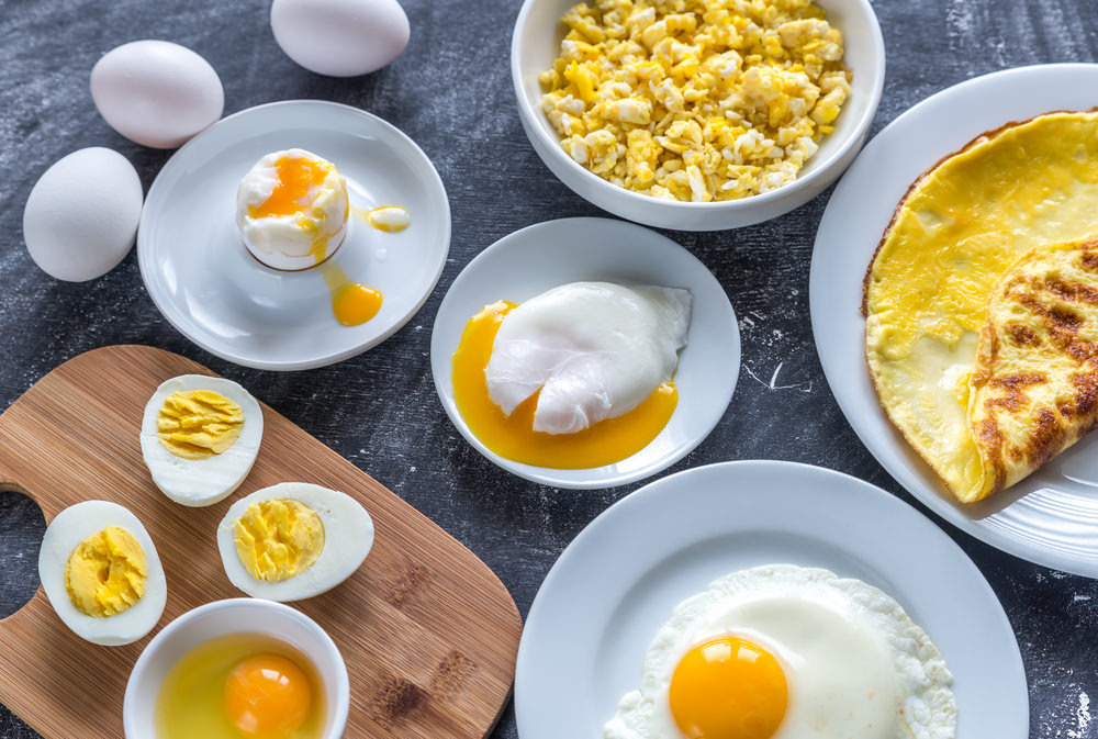 Are eggs part of your diet?