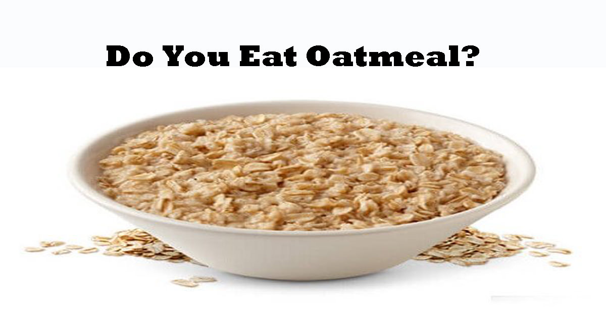 why you should eat oatmeal