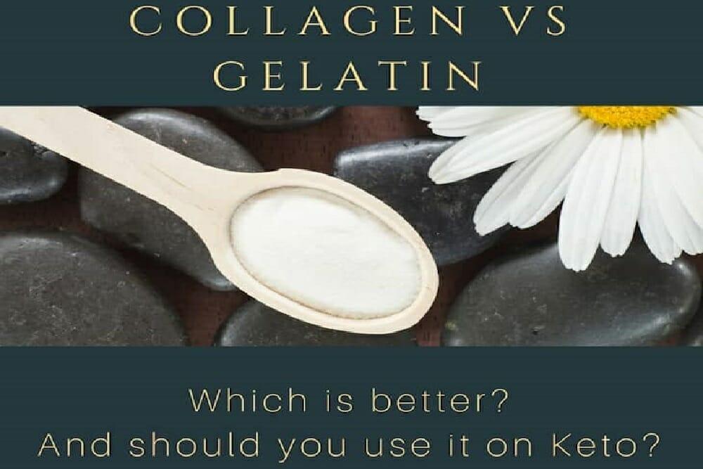 Collagen vs Gelatin – Which is better?