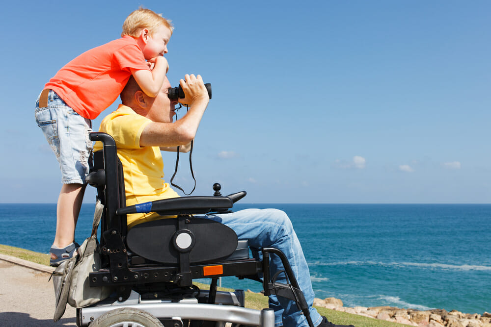Tips for Traveling with a Disabled Family Member