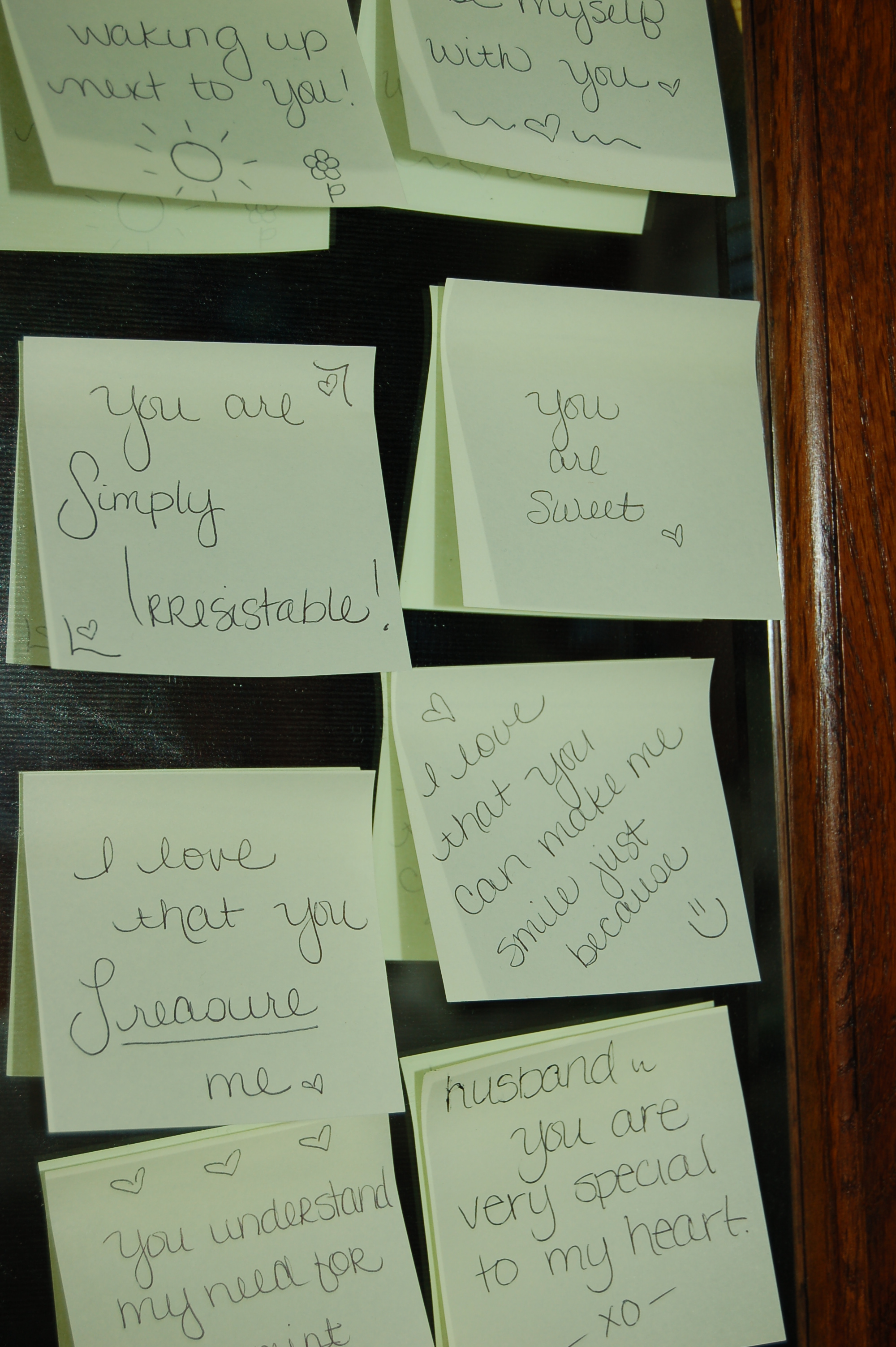 Funny Love Notes For Husband : funny, notes, husband, Little, Notes~, Coffee