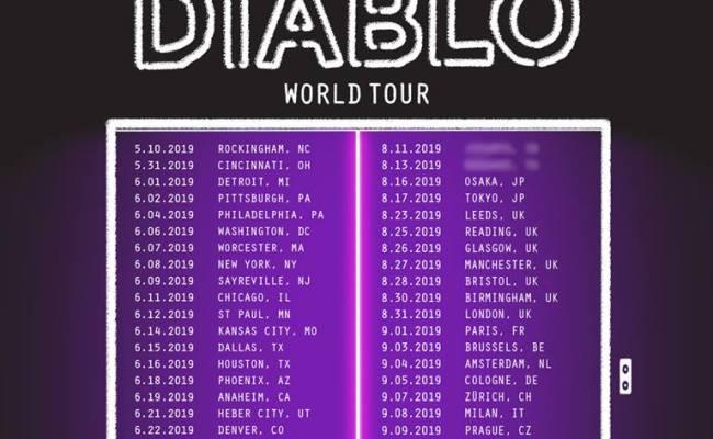 Machine Gun Kelly Announces Hotel Diablo Album And