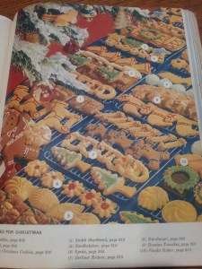 Betty Crocker New Picture Cookbook Merry Christmas Cookies Just