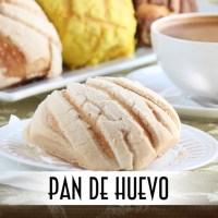 Pan de Huevo - Mexican Sweet Morning Buns