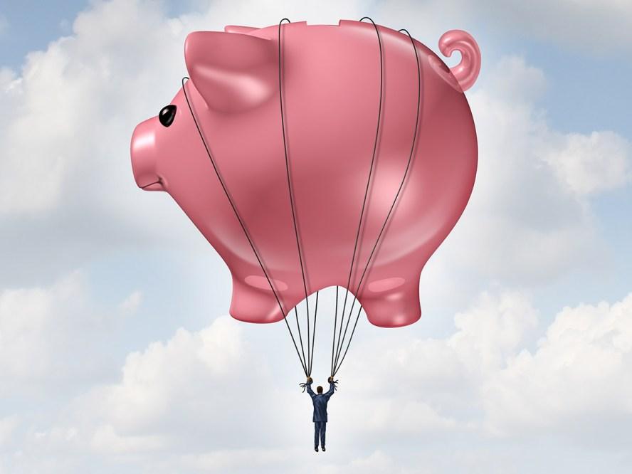 Managing a salary cut