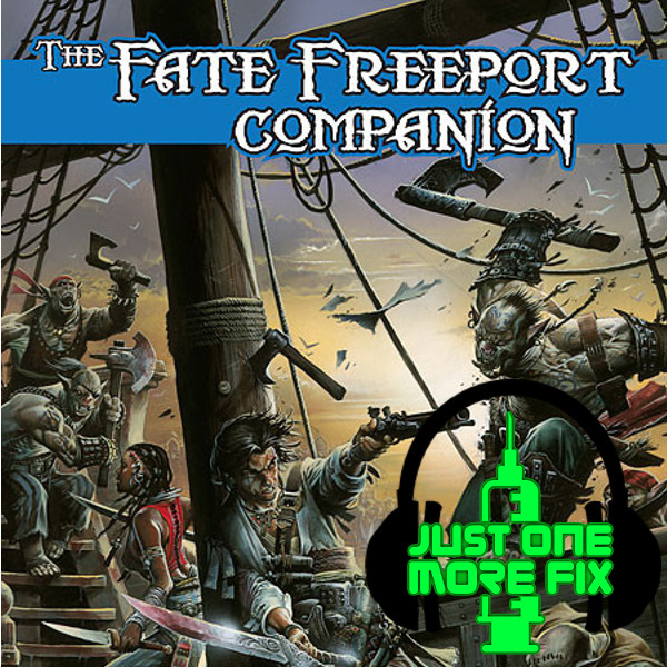 Review Fate Freeport Companion   Just One More Fix RPG Podcast & Review