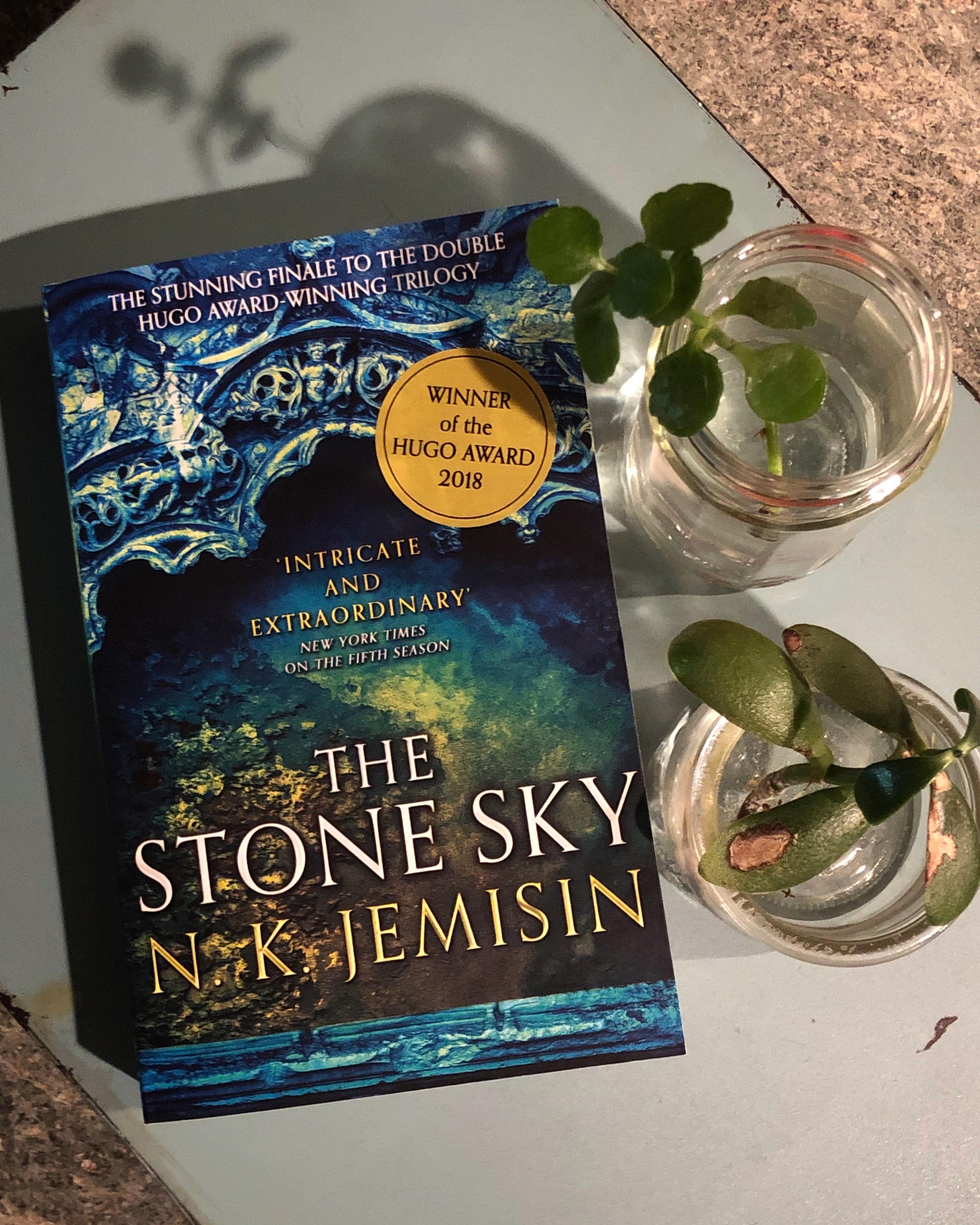 Stone Sky : stone, Stone, Pa(i)ge