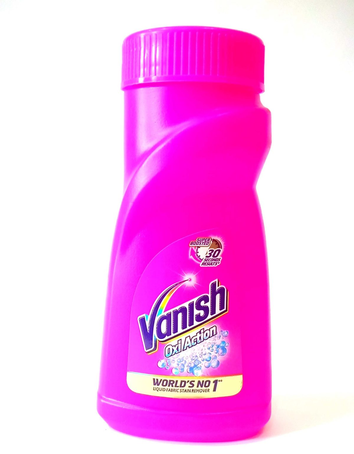 Vanish Oxi Action Stain Remover Liquid