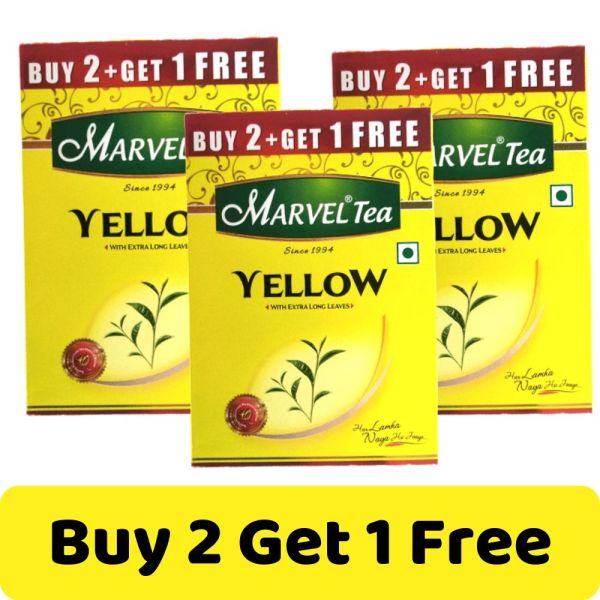 Marvel Tea Yellow Tea