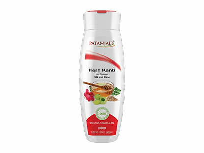 Patanjali Kesh Kanti Hair Cleanser Silk and Shine Review