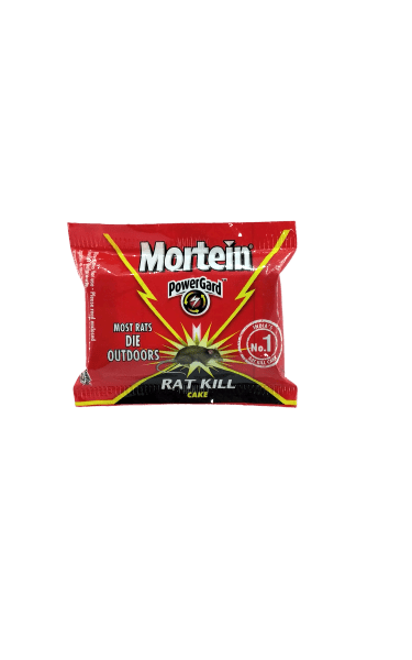 Mortein Rat Kill Cake - Power Gard, 25g Pouch