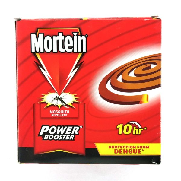 Mortein 10 hour power booster mosquito coil 10