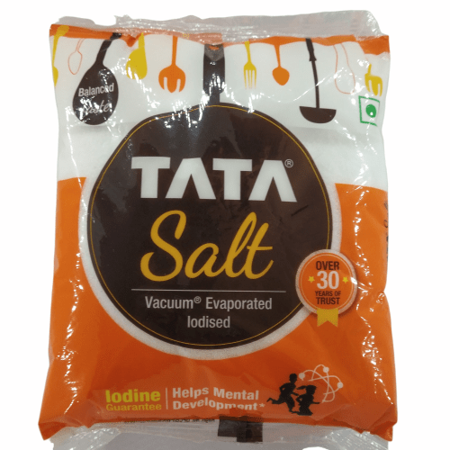 Tata salt 1.00 kg packet