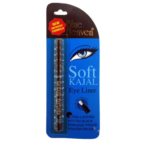 Blue Heaven Soft Kajal Eyeliner Blue, 0.31g