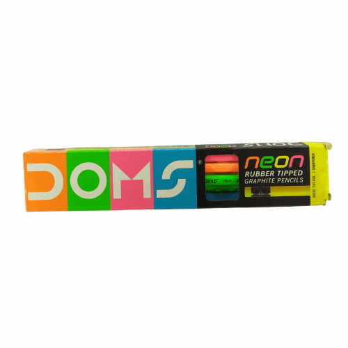 DOMS Neon Pencils Neon Color 10 Piece