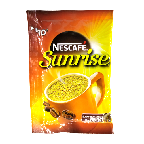 Nescafe Sunrise, Instant Coffee-Chicory Mix