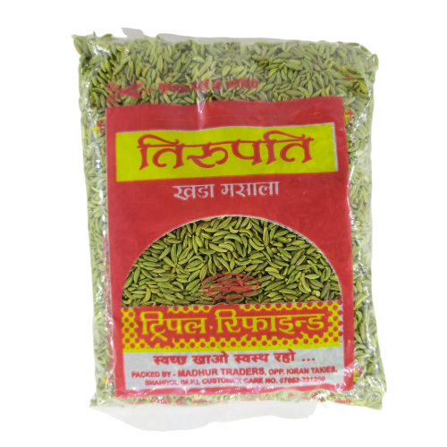 Tirupati Fennel Seeds (Sounf)- 100g