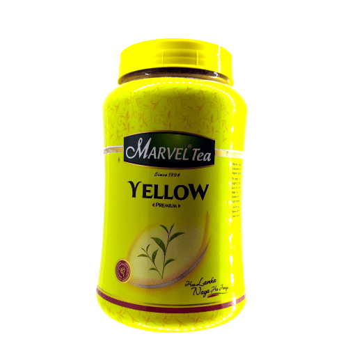 Mravel Tea Yellow - 500g