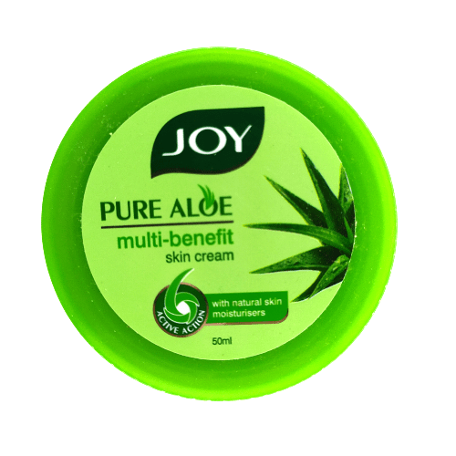 Joy Pure Aloe Vera Skin Cream - 50ml