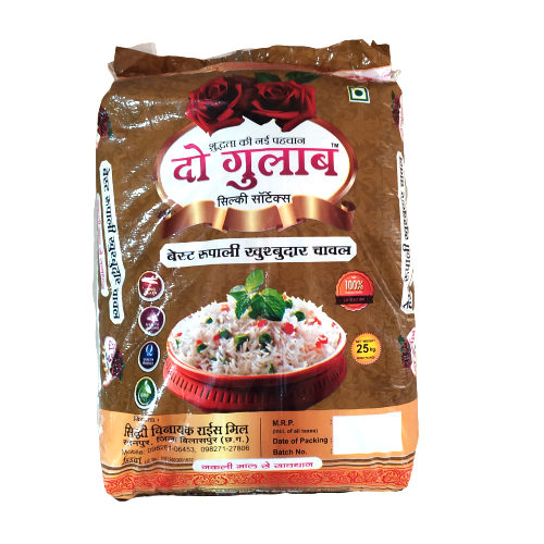 Do Gulab Sonam Rice, 25kg