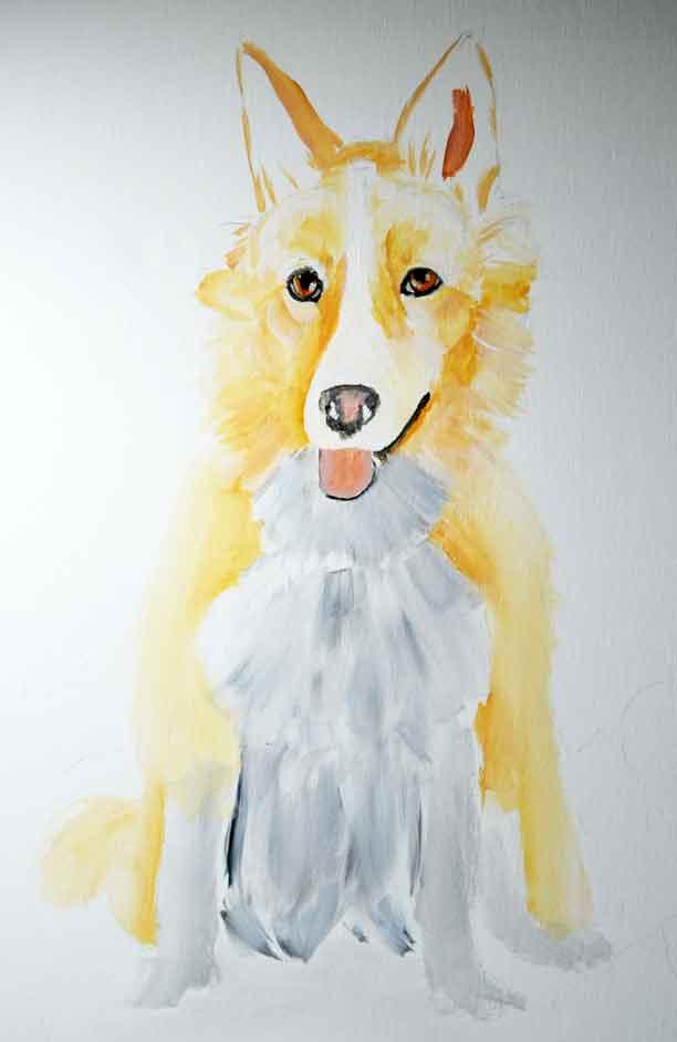Pet-Portrait
