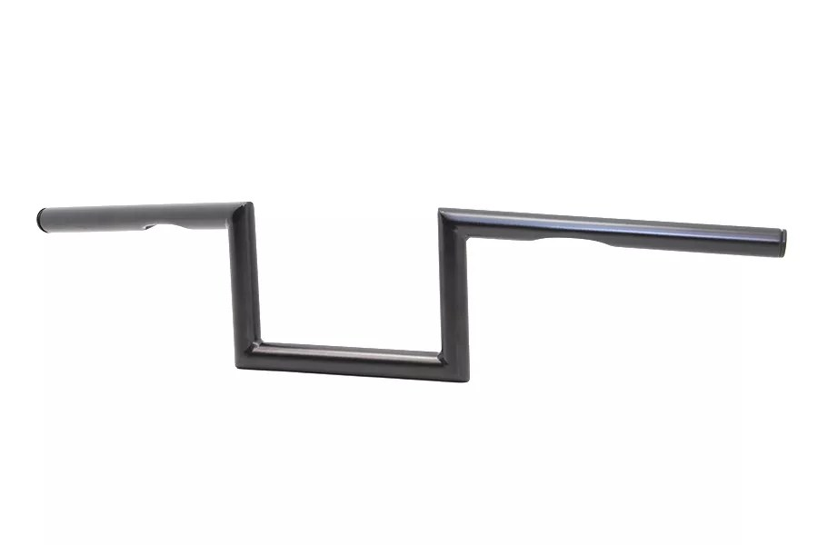 5-1/2 Z Handlebar with Indents Black