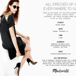 Madewell Event Perimeter Mall