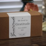 Studio Penny Lane Gratitude Jar | Just Peachy Blog