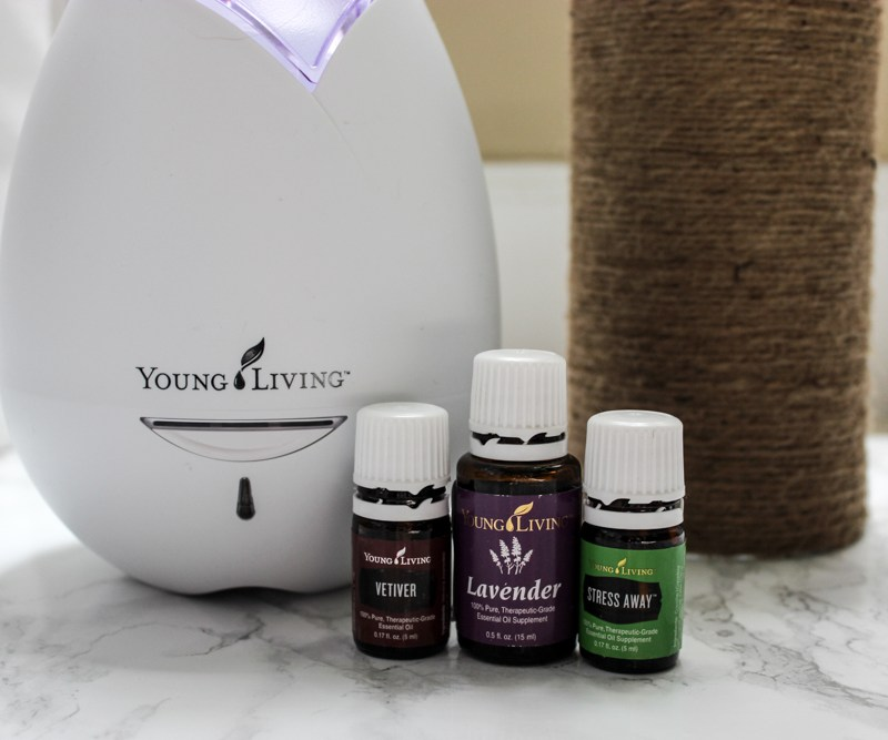 Young Living Essential Oils | Just Peachy Blog