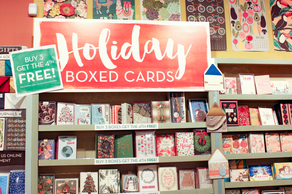 Paper Source DIY Card Workshop | Just Peachy Blog