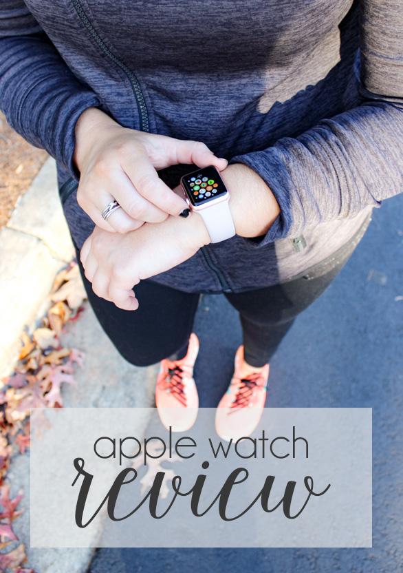 Apple Watch Review | Just Peachy Blog