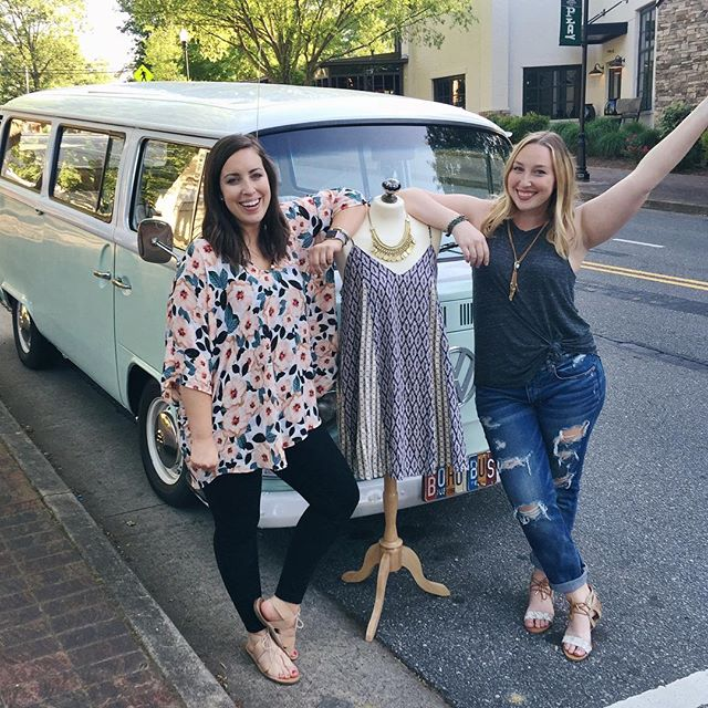 Boho Bus Boutique Atlanta | Just Peachy Blog