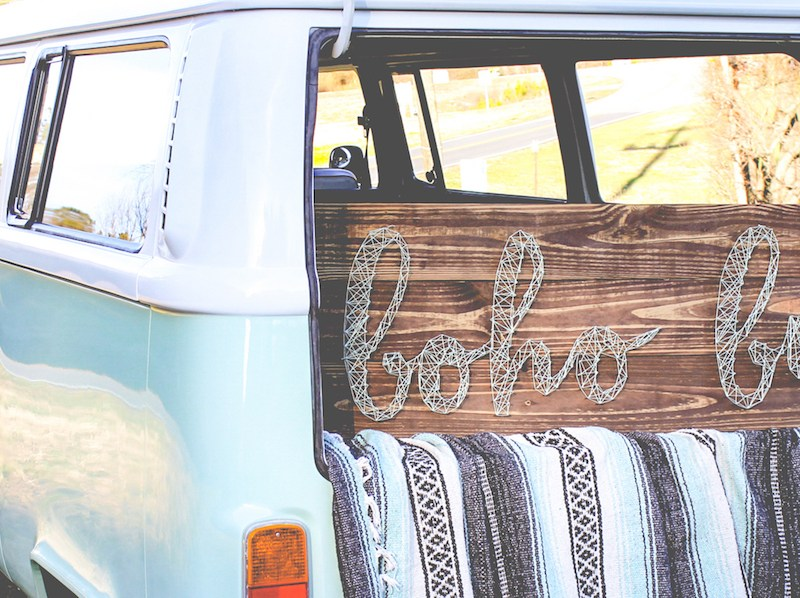 Boho Bus Boutique | Just Peachy Blog