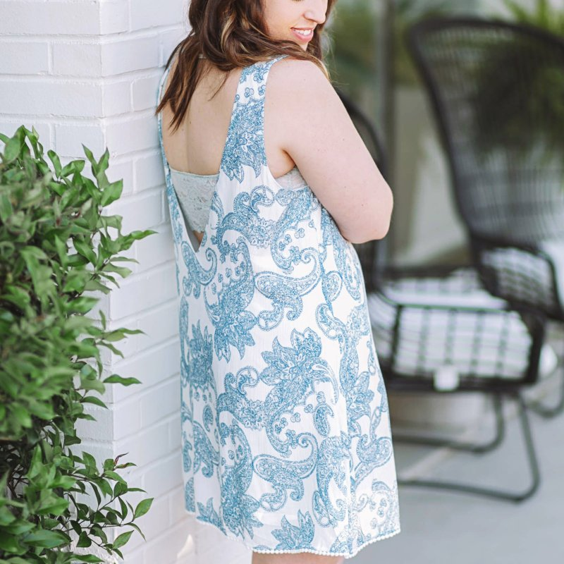 Tobi Dress | Just Peachy Blog