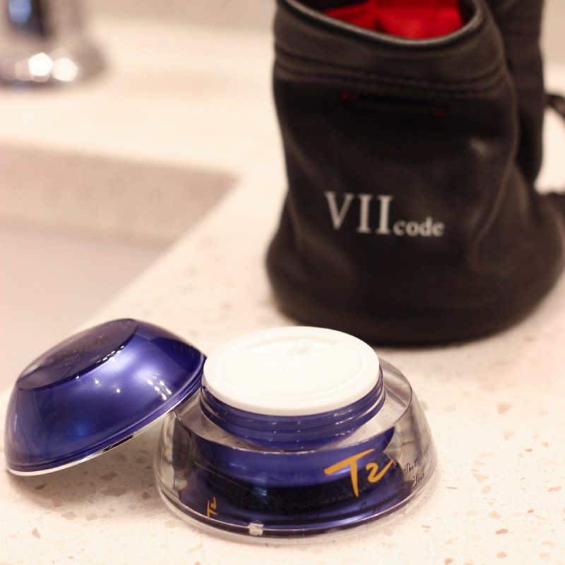 VII Code Oxygen Eye Cream | Just Peachy Blog