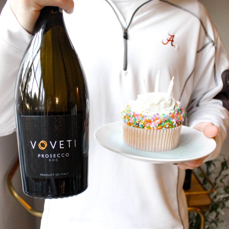 VOVETI Prosecco Celebrations | Just Peachy Blog