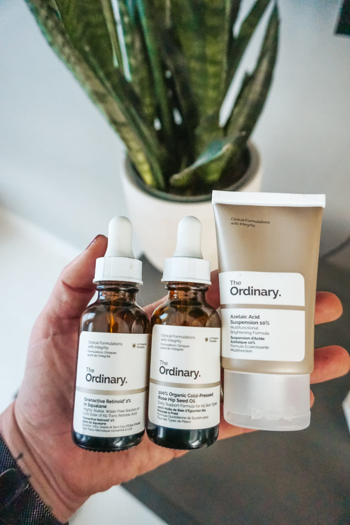 The Ordinary Skincare Routine | Just Peachy Blog